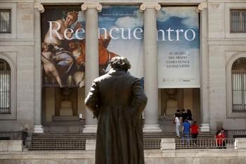 el Museo del Prado ha decidido ampliar la exposición Reencuentro hasta el cuatro de octubre