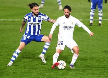 El Madrid no vuelve a las andadas