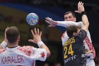 España, a semifinales tras tumbar a Bielorrusia