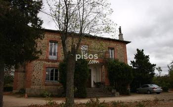 Una casa en Navas de Riofrío, entre las más caras de España