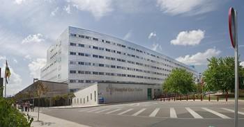 Hospital San Pedro de Logroño.