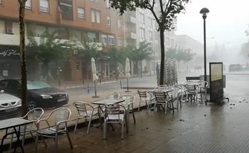 La Rioja en aviso amarillo hasta el miércoles por tormentas