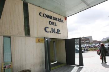 Comisaría del CNP.