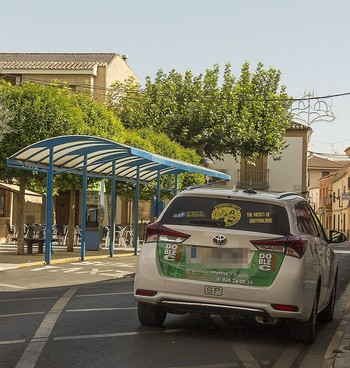 El taxi rural clama ayudas tras la parálisis del sector