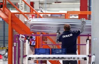 Iveco presenta un nuevo ERTE hasta el 30 de abril