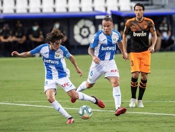 La fe inquebrantable del Leganés doblega al Valencia