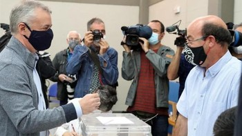 PNV gana en el País Vasco con 31 escaños