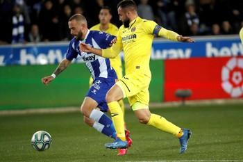 Fer Niño, héroe del Villarreal en su debut ante el Alavés