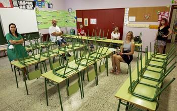 El examen más difícil para 'los profes'