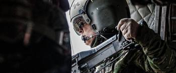 Imagen de archivo de un soldado de las Fuerzas Armadas españolas