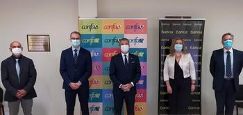 Bankia volverá a patrocinar los premios de Confae