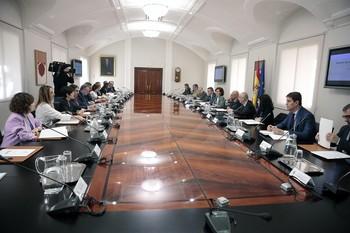 Navarra colaborará en la estrategia de seguridad nacional