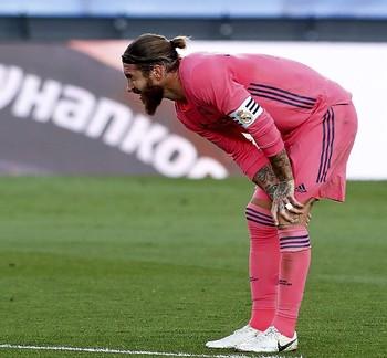 Ramos, listo para Europa