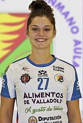 Elena Cuadrado seguirá en el Aula Valladolid