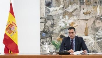Sánchez ampliará el estado de alarma hasta el 26 de abril