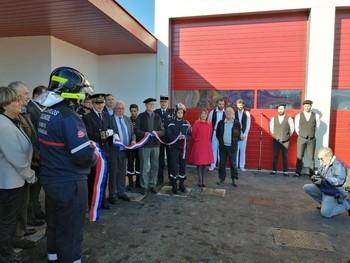Abre un centro de bomberos en San Juan de Pie de Puerto