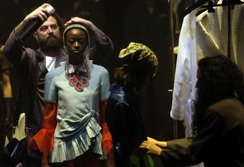 Gucci honra en Milán el 'ritual' creativo de la moda