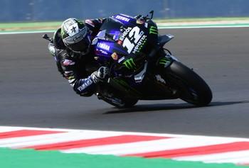 Viñales encabeza el triplete español en MotoGP