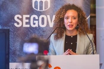 Cs Segovia pide agilizar permisos de mobiliario en terrazas