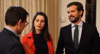 PP y Cs acuerdan formar una coalición en el País Vasco