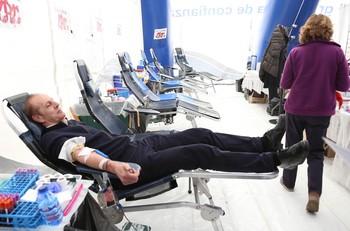 Sanidad pide donaciones de sangre del grupo 0- en Valladolid