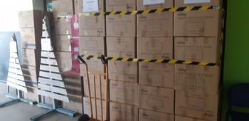El Ayuntamiento repartirá otras 60.000 mascarillas