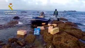 Desmantelan una red de narcotráfico en el Campo de Gibraltar