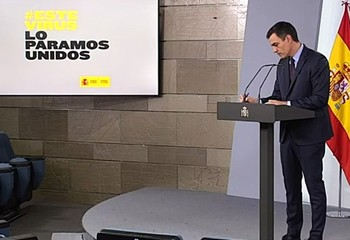 Sánchez pretende forjar unos nuevos pactos de la Moncloa