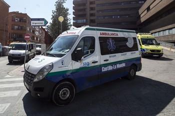 Tres personas resultan heridas en tres accidentes de tráfico
