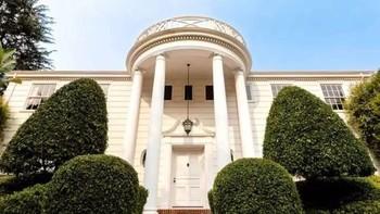 La mansión de 'El Príncipe de Bel-Air', en alquiler