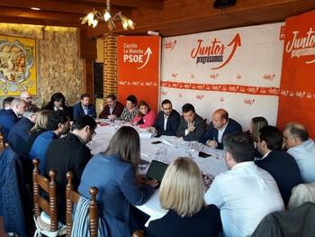 PSOE destaca el «punto de inflexión» en la política del agua