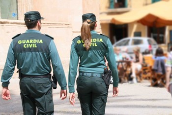 David Blanes, nuevo jefe de la Guardia Civil en Madrid