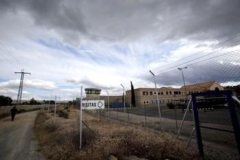 Cárcel de Brieva (Ávila).
