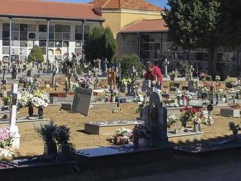 El aforo del cementerio quedará limitado a 500 personas