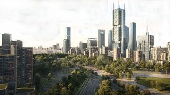 Madrid Norte, el paradigma de la ciudad del futuro