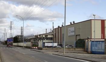 Empresas del polígono industrial El Sequero.