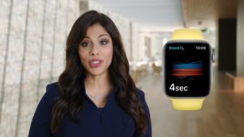 El nuevo 'smartwatch' de Apple mide el oxígeno en sangre