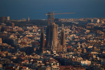 La Sagrada Familia triunfa en Google Street View