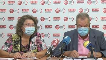 UGT y CCOO piden que se derogue la reforma de las pensiones