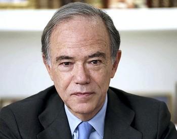 Gregorio Marañón, presidente del Teatro Real.