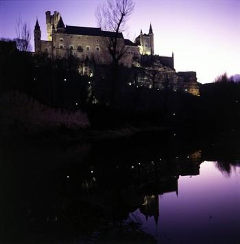 El Alcázar, uno de los castillos más deslumbrantes de Europa