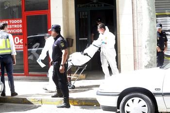 Juzgan al acusado del crimen de la calle Blasco Ibáñez