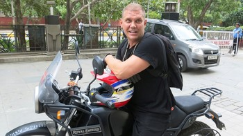 Detenido el actor porno Nacho Vidal por homicidio imprudente