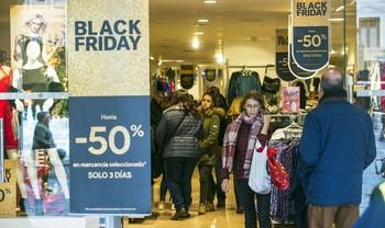 El Black Friday apenas generará 300 empleos en la provincia