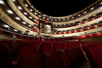 El Teatro Real cancela una función por las quejas del público