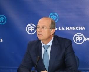 """Tortosa: """"Ciudadanos elige a Page en vez de a la sociedad"""