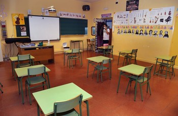 ASPES denuncia que Segovia se queda sin profesores