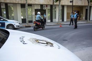 El 37% de las incidencias de Policía Local son de tráfico