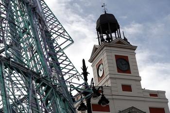 Adiós a la celebración de las campanadas en la Puerta del Sol