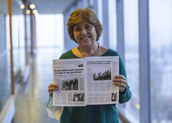 María Isabel Serrano Nieto.